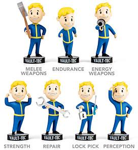 Fallout Bobbleheads | ThinkGeek