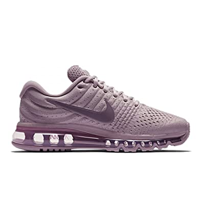 newest fd3e3 bfcec NIKE Women's Air Max 2017 Gymnastics Shoes, Pink (Plum Fog/Pro Purple/