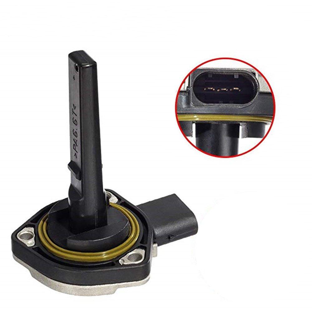 Jen OS 12617508003 Ö lstandsensor Sensor Motorö lstand, Ö lstandsensor Sensor Motorö lstand fü r 1 3 5 7 Serie E46 E81 E87 E90 E91 Z4 X3 X5 Ersetzt # 12617508003