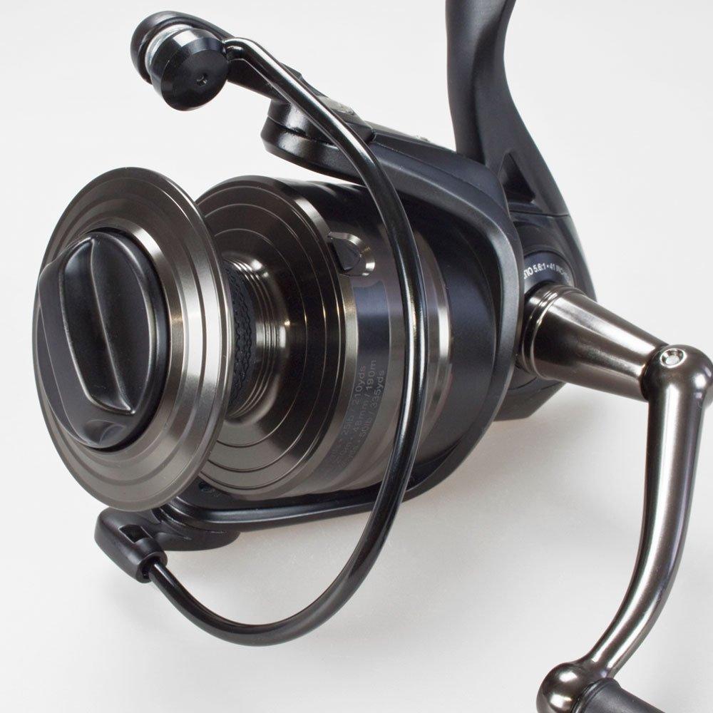 S schwarz Penn Sargus II 2000 Spin Reel Box