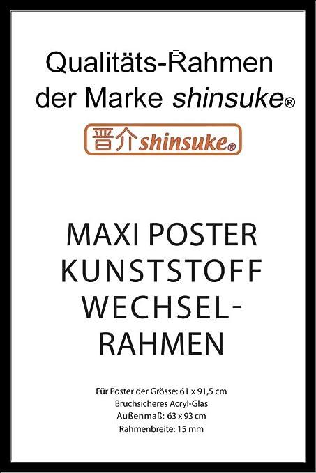Empire Merchandising 613301 - Marco intercambiable para póster de 61 ...