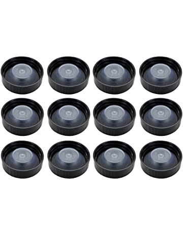 b38b5cd90ef 38mm Poly Seal Screw Caps (fits Most 1 2   1 Gallon jugs)