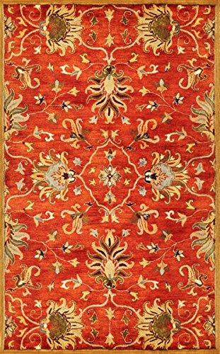 Amazon Com Kas Oriental Rugs Syriana Collection Agra Area Rug 3 3
