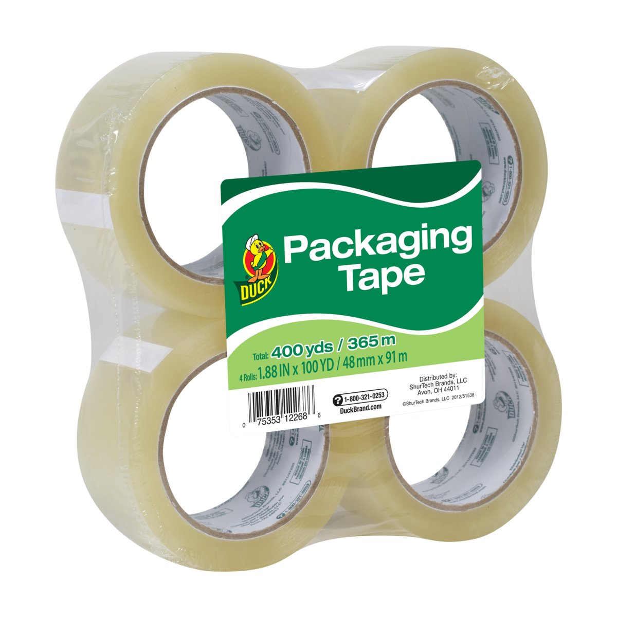55 yds Length x 2 Width Pack of 1 Clear 1.8 mil Thick ProTapes Pro Seal-300 Synthetic Rubber General Purpose Carton Sealing Tape with Polypropylene Backing 55 yds Length x 2 Width ProTapes /& Specialties Pro-Seal-300-2x55-C
