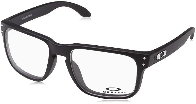 88dc116226 Oakley 0OX8156 Monturas de gafas, Satin Black, 54 para Hombre: Amazon.es:  Ropa y accesorios