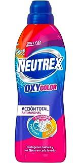 Neutrex - Oxy Blanco puro - Quitamanchas gel sin lejía para ropa ...
