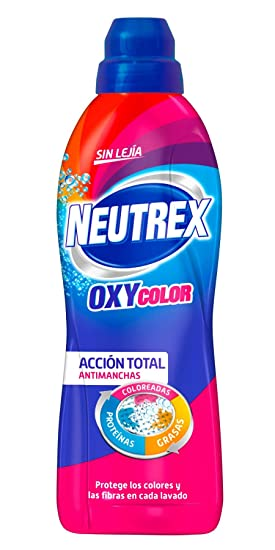 Neutrex - Gel Oxy Color Aditivo para Ropa, 800 ml