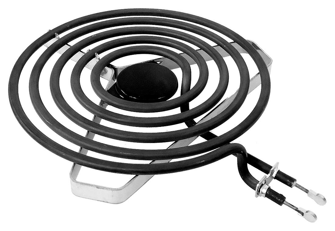 "ClimaTek Upgraded 8"" Range/Stove Heavy Duty Burner fits Kenmore Frigidaire 5308011964 AP2152680 08004685"