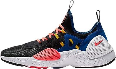 inestable Propio Preguntarse  Amazon.com | Nike Huarache E.D.G.E. TXT [AO1697-003] Men Casual Shoes Black/Solar  Red/US 10.5 | Fashion Sneakers