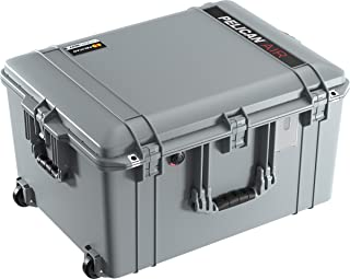 product image for Pelican Air 1637 Case with Foam (Silver)