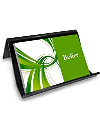Business card holders amazon office school supplies desk bolier reheart Gallery
