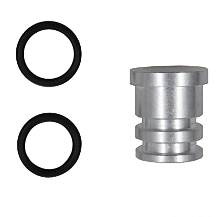 DEF Small PCV Reroute Mouthpiece Plug for GM Diesel Turbo 6.6L Duramax LLY LBZ LMM