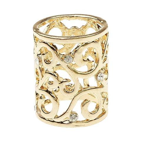 2 Pcs Schal Ringe Schnalle Blumenmuster Damen Elegante Ringe Schal Schnalle
