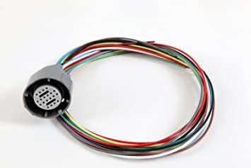 le external wiring harness le image wiring amazon com gm 4l60e transmission external wire harness 1993 and on 4l60e external wiring harness