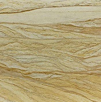 Echte Flexible Sandstein Fliesen Platten Yellow River Als