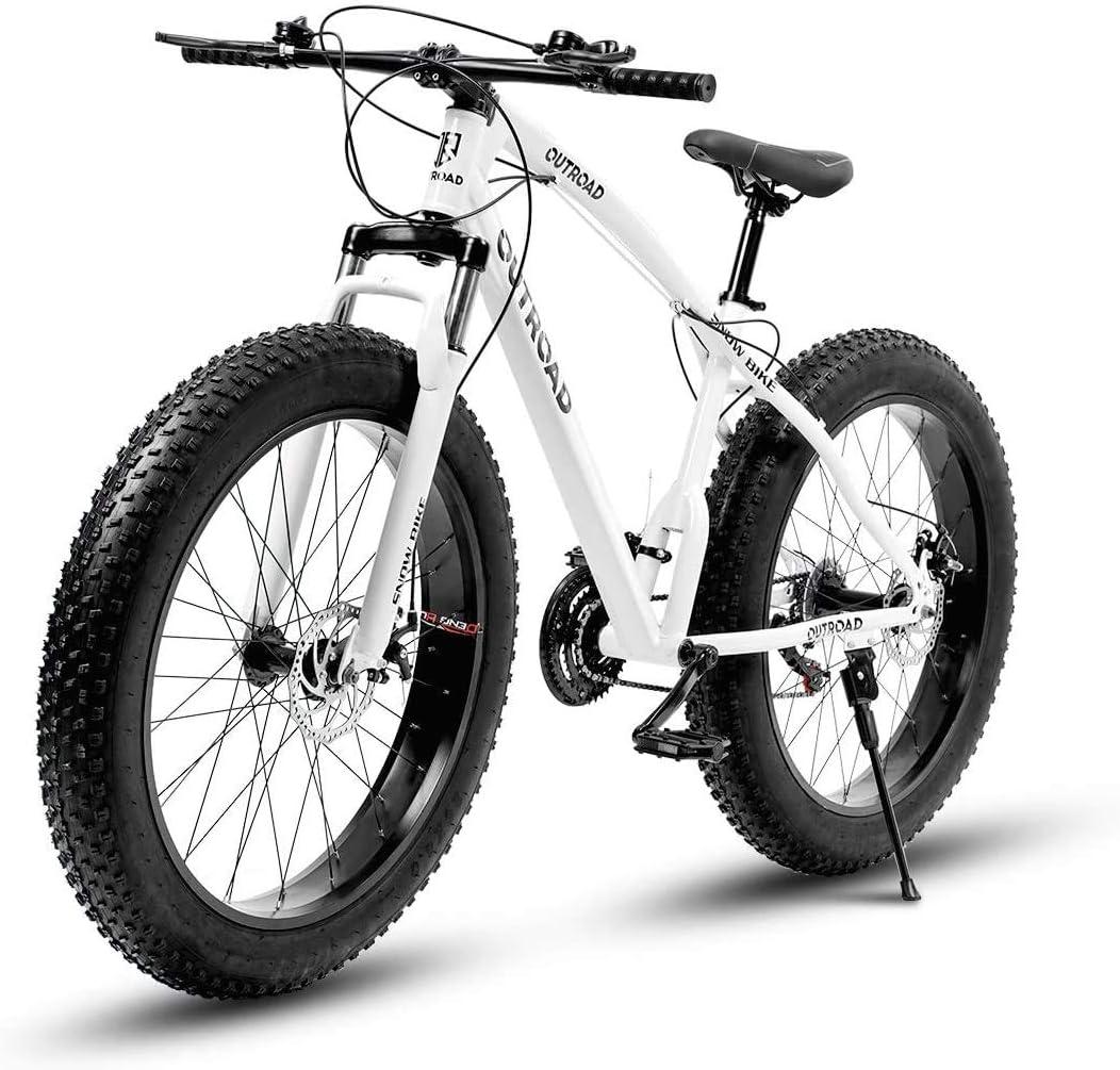 Outroad fat tire bike