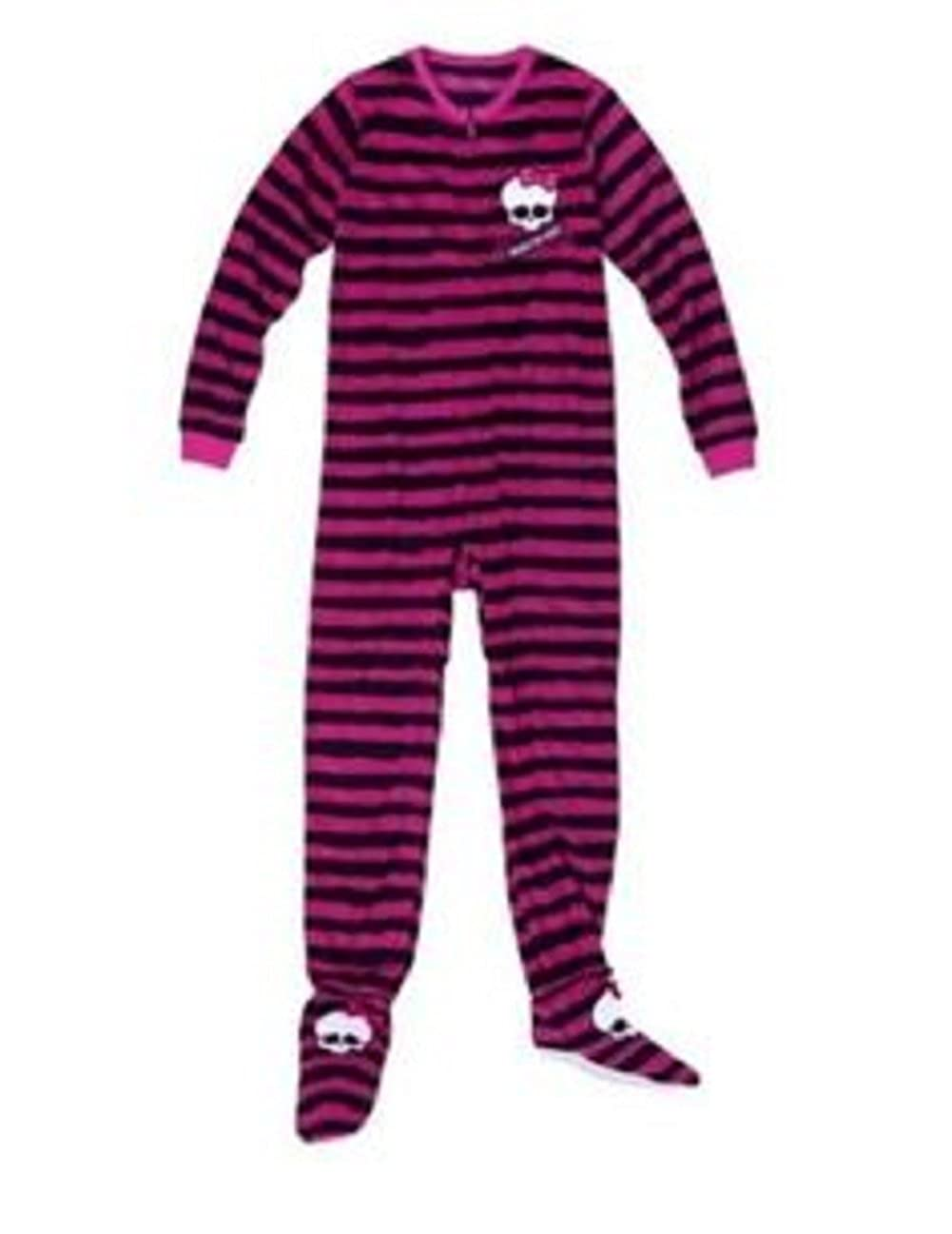 FUN FOOTIES Boys and Girls Cozy and Fun Printed One Piece Footed ... 61451a7c4