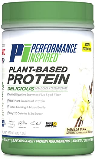 Performance Inspired Nutrition Plant-Based Protein