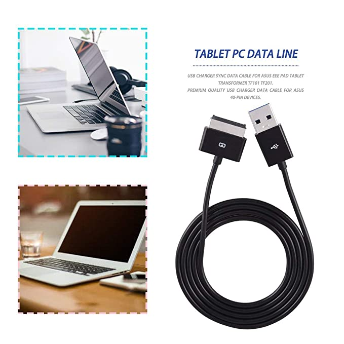 Garciasia Cable de Datos de sincronización del Cargador USB ...