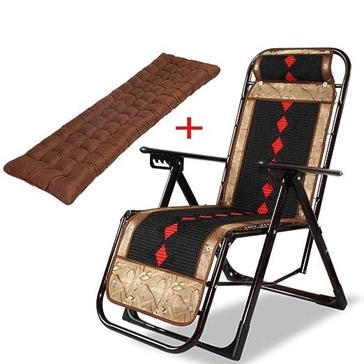 XFZK-Chairs Silla Plegable Cubierta Plegable Camas Plegables ...