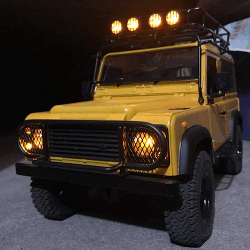 Dappre Front Bumper Mount for 1//10 RC Crawler Climbing Car