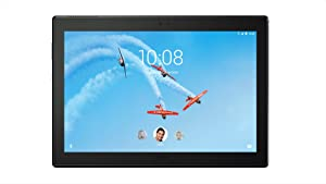 Lenovo Tab 4 Plus, 10 inches Android Tablet, 64-bit Octa-Core Snapdragon, 2.0GHz, 16 GB Storage, Black, ZA2T0000US (Renewed)