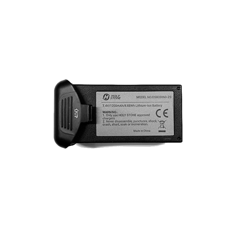 Bateria recargable para drone HS120D (7.4V 1200mah)