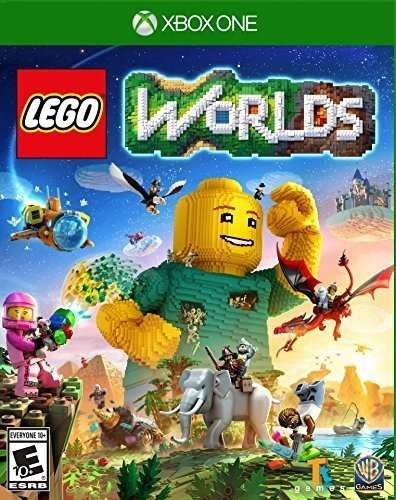 LEGO Worlds - Xbox One (Best 4 Player Co Op Games Xbox 360)