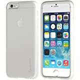 iPhone 6 Case, LUVVITT® FROST iPhone 6 Case **NEW** iPhone 6 4.7 inch Screen iPhone Air Case - iPhone 6 Case 4.7 - Soft Slim Transparent Rubber TPU Case Cover for iPhone 6 4.7 inch Screen (Does NOT fit iPhone 5 5S 5C 4 4s or iPhone 6 Plus 5.5 inch screen) - Frosted Clear