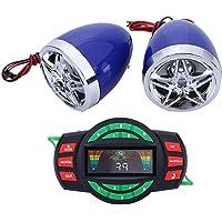 YouN Sistema de audio Bluetooth para motocicleta Radio