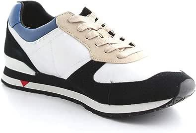 Guess Casual Shoe Fashion Sneakers For Men, Size 42 EU, Multi Color