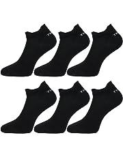 Tisoks Mens and Womens Titanium Anti Odor Deodorant Sports Ankle Socks for Athletes Feet