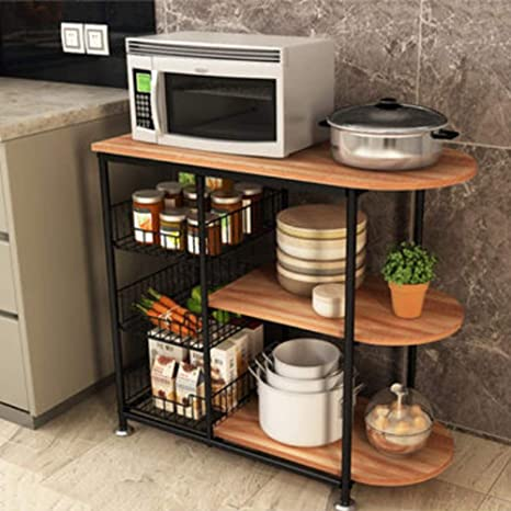 Amazon.com: Estante de almacenamiento de cocina NAN Liang de ...