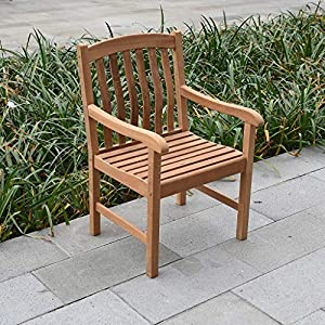 61Ey9ACmnhL._SS300_ Teak Dining Chairs & Outdoor Teak Chairs