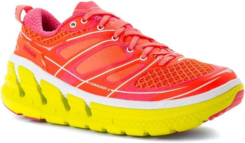 Hoka One One - Zapatillas de running para mujer Conquest 2, de ...