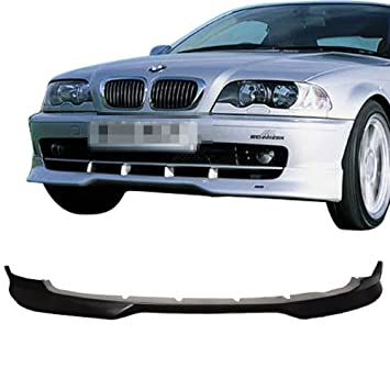 99 - 06 BMW E46 2 Puerta type-h estilo Add-On parachoques delantero Labio uretano: Amazon.es: Coche y moto