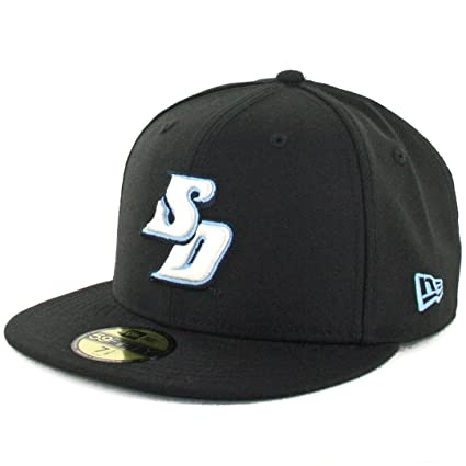 Amazon.com   New Era 5950 University of San Diego USD Toreros Fitted ... 8c50e0be3a9
