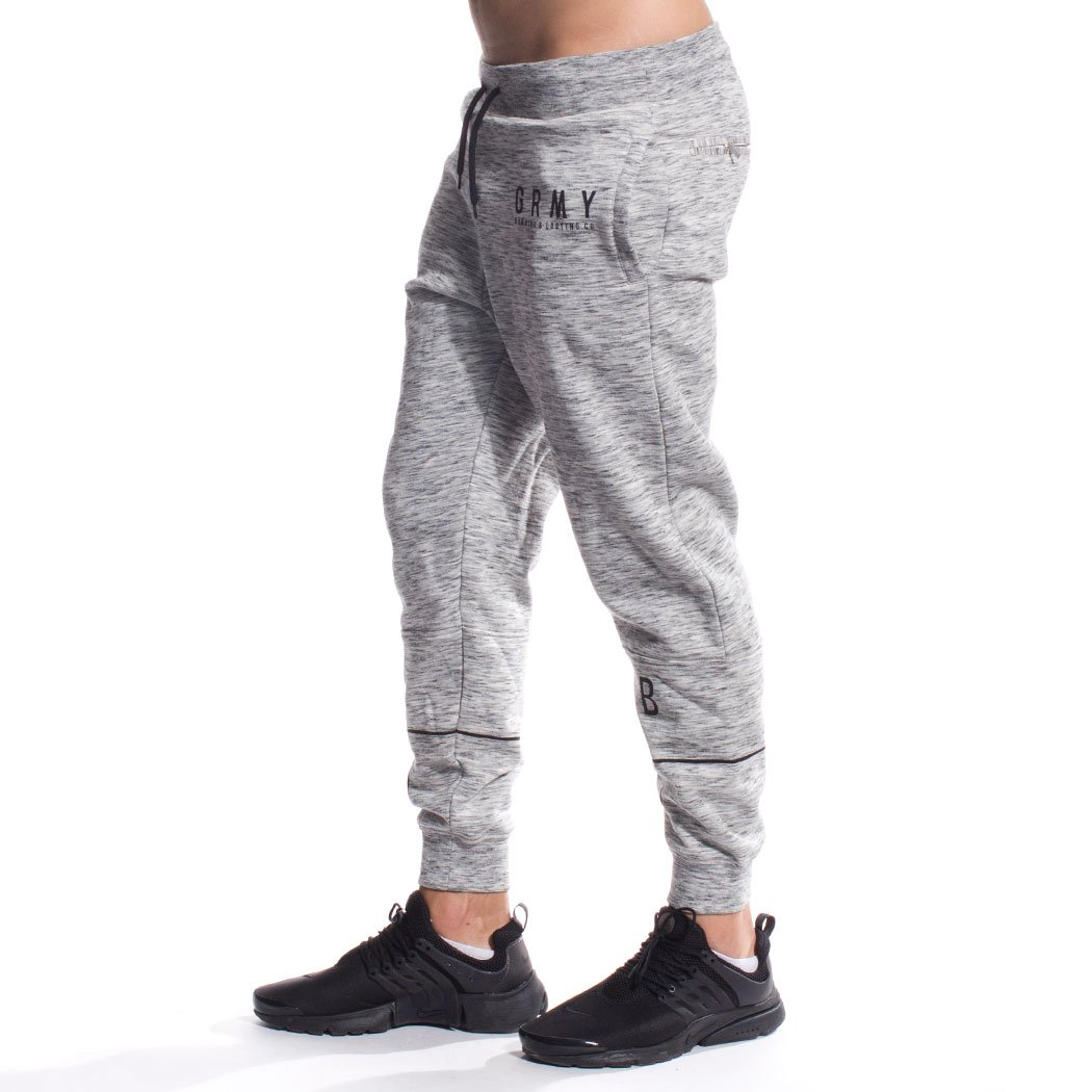 GRIMEY Pantalon Chandal Core Sweat Pants FW16 Space Dye-XS: Amazon ...