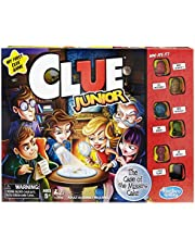 HAS-C1293-0000 Clue Junior Game, 6 Players