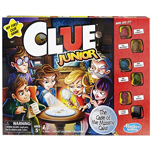 Clue Junior Game Only $8.99