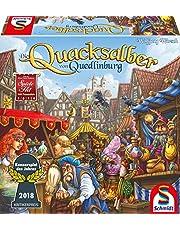 Schmidt Spiele 49341 The quack of Quedlinburg, Blue (German Edition)