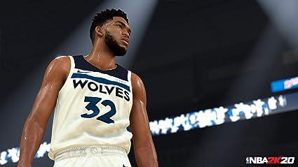NBA 2K20 with Amazon Exclusive DLC - Xbox One [Importación inglesa ...
