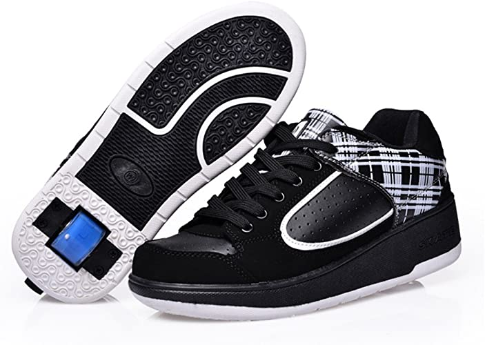 chaussure nike a roulette