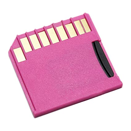 uu19ee - Adaptador de Tarjeta Micro SD TF a SD para MacBook Air ...