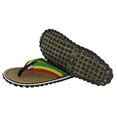 f8846191115b Image Unavailable. Image not available for. Color  Bob Marley Official  Fresco Men s Sand Flip Flops ...