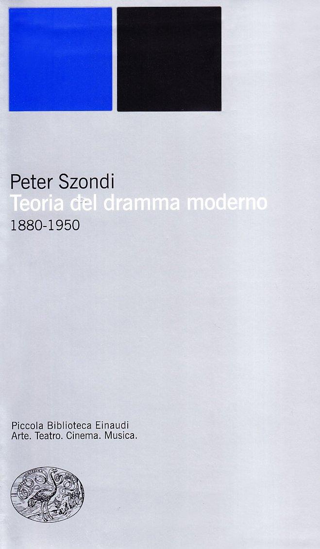 Teoria del dramma moderno (1880-1950) Copertina flessibile – 30 ago 2000 Peter Szondi C. Cases Einaudi 8806156527