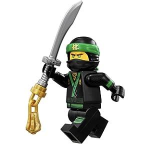 Amazon.com: LEGO Ninjago Movie Minifigure: Zane (in Ninja ...