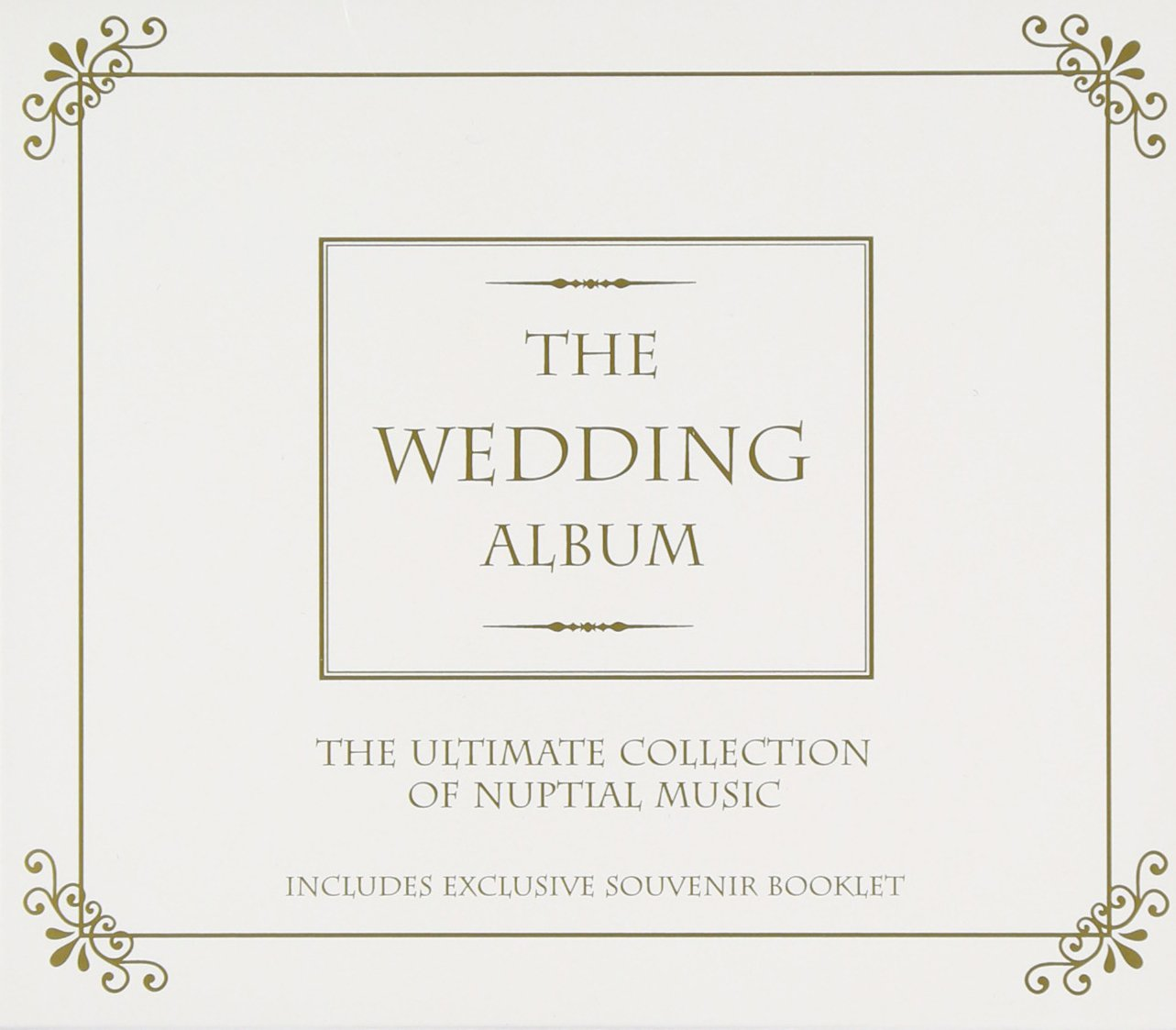 Wedding Album - The Ultimate Collection Of Nuptial Music by RHIP2