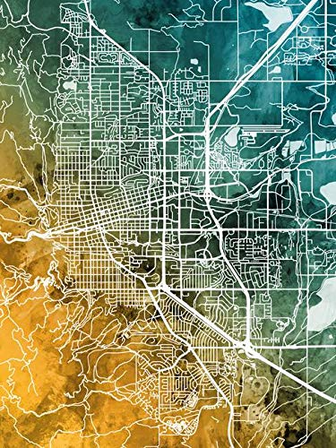 Amazon Com Imagekind Wall Art Print Entitled Boulder Colorado City