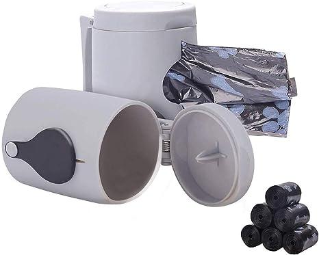 Amazon.com: Happy & Polly - Bolsas de caca biodegradables + ...